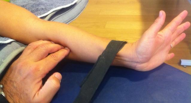 Epitrocleite dolore al gomito